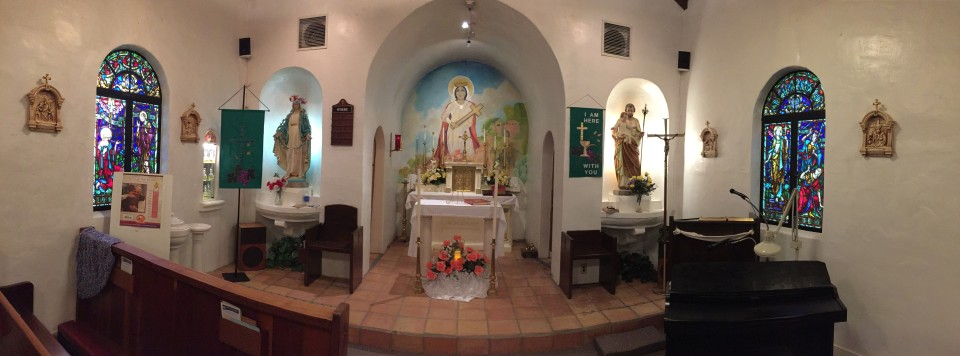 St. Helen Roman Catholic Parish in Oracle, AZ